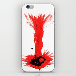 Flameskull iPhone Skin