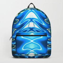 blue wave Backpack
