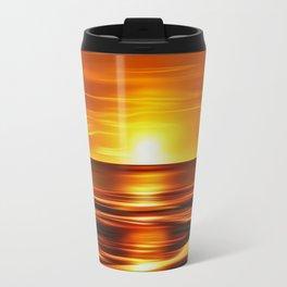 Gormley at Sunset Travel Mug