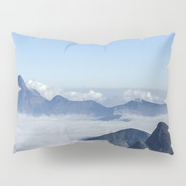 Mar de nuvens Pillow Sham