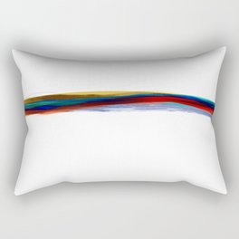 End of the Tunnel Rectangular Pillow