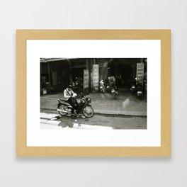 Everyday living Framed Art Print