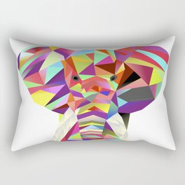 Emil Elephant Rectangular Pillow