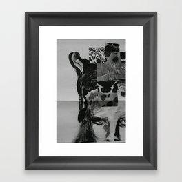 Stonerism Framed Art Print