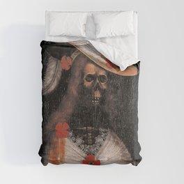 DAMSEL OF STRECHAU - UNKNOWN ARTIST  Comforters