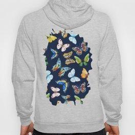 Butterfly Pattern 03 Hoody