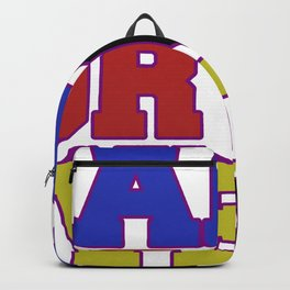 March For Our Lives 2018 Backpack