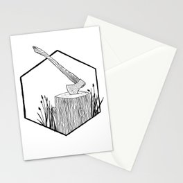 Chopped Stationery Cards