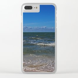 Always with Me Clear iPhone Case