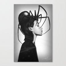 Envenom Canvas Print