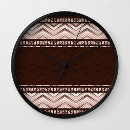 Night Morocco. Wall Clock