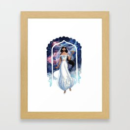Amira Framed Art Print