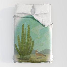 Mexican fox Comforters