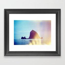 96 Miles Framed Art Print