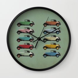 Five Vivastella's Wall Clock