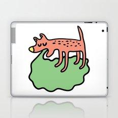 Vomiting dog Laptop & iPad Skin
