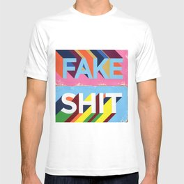 FAKE SHIT T-shirt