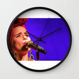 Paloma Faith Live at Manchester Apollo 2013 Wall Clock