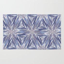 Ethnic pattern. Rug
