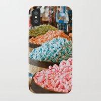 salt water iPhone & iPod Cases featuring Salt Water Taffy by Wendy Tienken