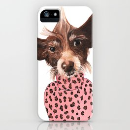 Murphy Brown iPhone Case
