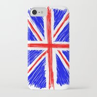 flag iPhone & iPod Cases featuring Flag by Svetlana Sewell