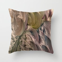 Satet Throw Pillow