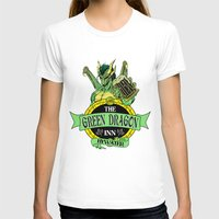 lotr T-shirts featuring LOTR - The Green Dragon Inn - Bywater by Immortalized