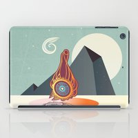 zodiac iPad Cases featuring The zodiac by /CAM