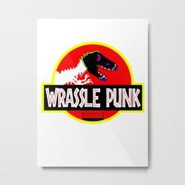 jurrasic punk Metal Print