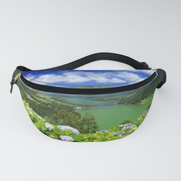 Crater lakes Fanny Pack