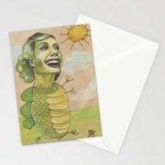 SUNSHINE DINO Stationery Cards