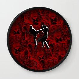 martial art UFC Wall Clock