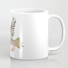 Flying high (a little girl) Coffee Mug