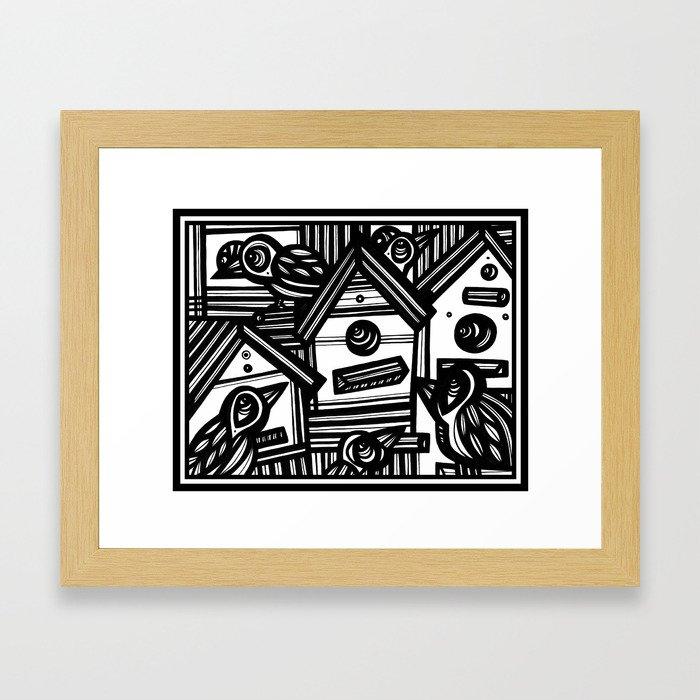 Absolute Sod Bodily Framed Art Print