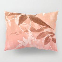 Warm Jasmine Sunrise Pillow Sham