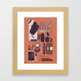 Inventory: Femme Fatales Framed Art Print