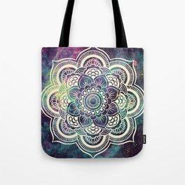 Galaxy Mandala : Deep Pastels Tote Bag