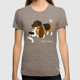 I Nose Things T-shirt