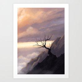 Ray of Light 1 Art Print
