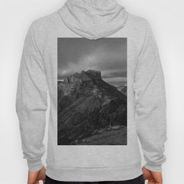 Top of Lost Mine Trail Mountaintop View, Big Bend - Landscape Photography Hoody