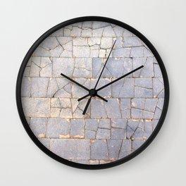 Rome Mosaic Wall Clock