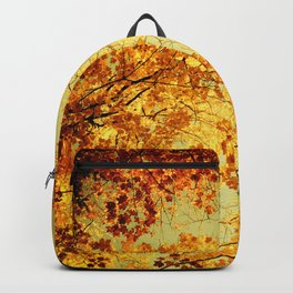 We Are Starlight, We Are Golden Backpack