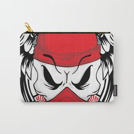 Ltd Edition: pirate skull art Carry-All Pouch