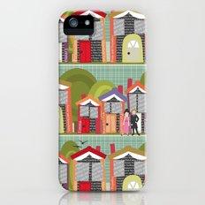 Literally Living in a Jane Austen Novel iPhone (5, 5s) Slim Case