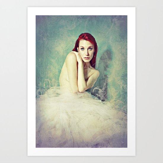 Ephemera II Art Print