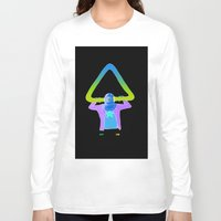return Long Sleeve T-shirts featuring The Return by -gAe-
