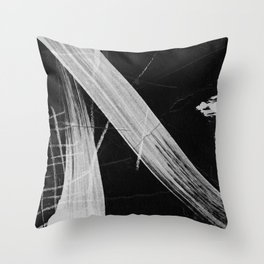 Sinking 2 Throw Pillow