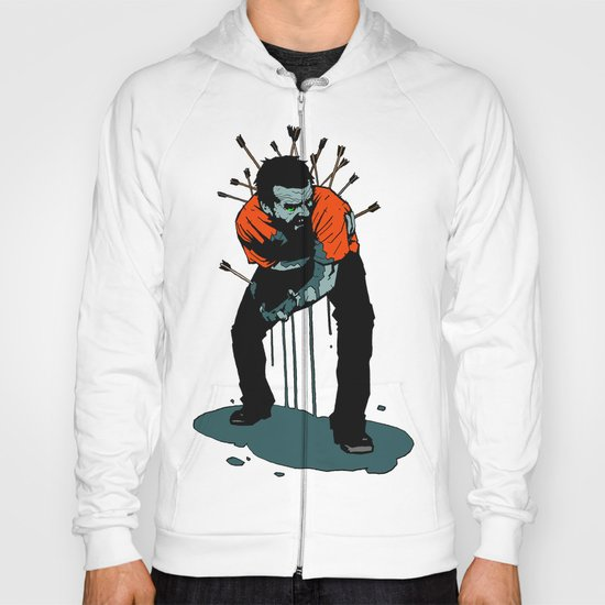 Stop Wasting Arrows And Aim For Its Head, You Damn Fools! Hoody