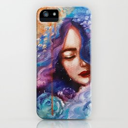 The Universe Owes Us Nothing iPhone Case
